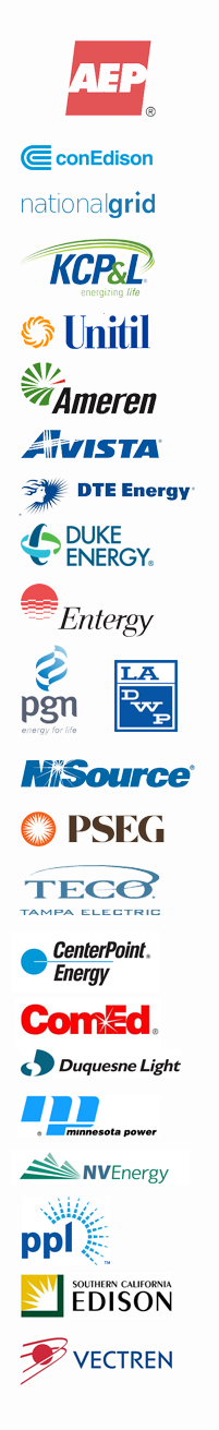 Otter Tail Power Company Pedernales Electric Cooperative PGN PPL Corporation  PSEu0026G Sempra Energy Southern California Edison Southern Company Tampa  Electric